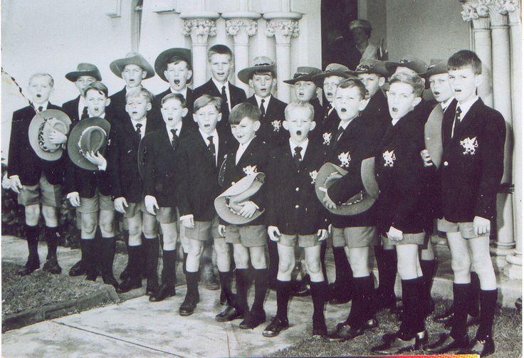 #throwbackthursday #tbt - The first choir (1967) #DrakieLife #DrakieHistory