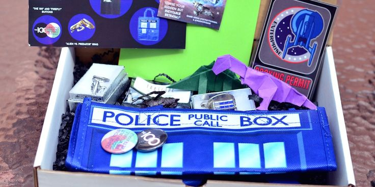 Get your fandom fix with these 4 monthly subscription boxes