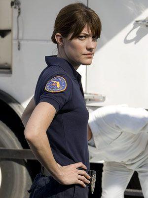 Jennifer Carpenter as Deb Morgan in Dexter