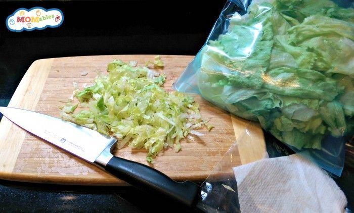 how to store lettuce in fridge