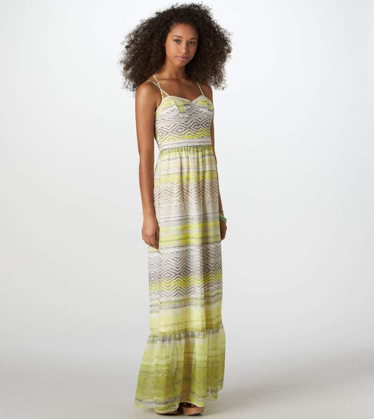 Ae maxi dress