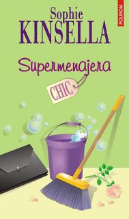Un fel de jurnal: Supermenajera de Sophie Kinsella