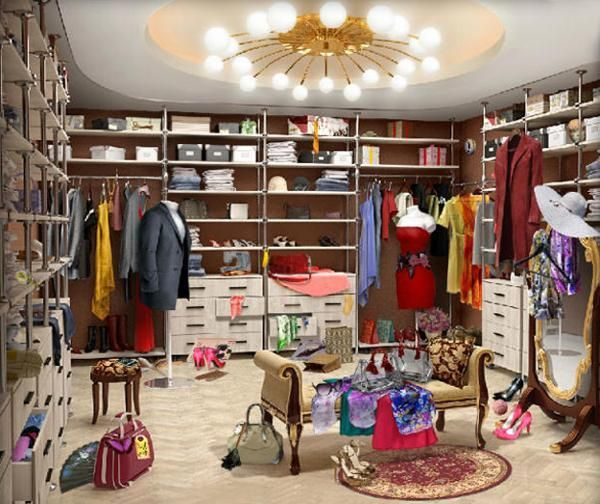 260 Best Wardrobes & Vanities Images On Pinterest