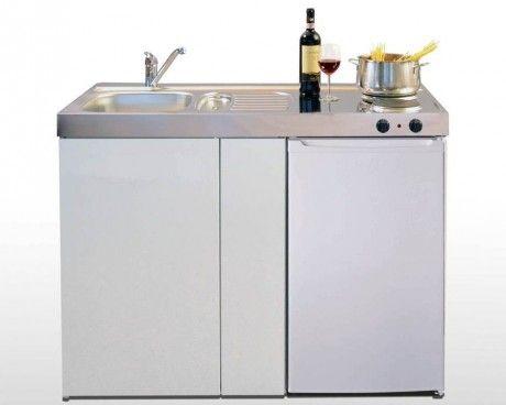 die besten 25+ miniküche mit kühlschrank ideen auf pinterest ... - Miniküche Mit Kühlschrank