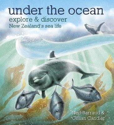 Under the Ocean PB: Explore and discover New Zealand's Sea Life