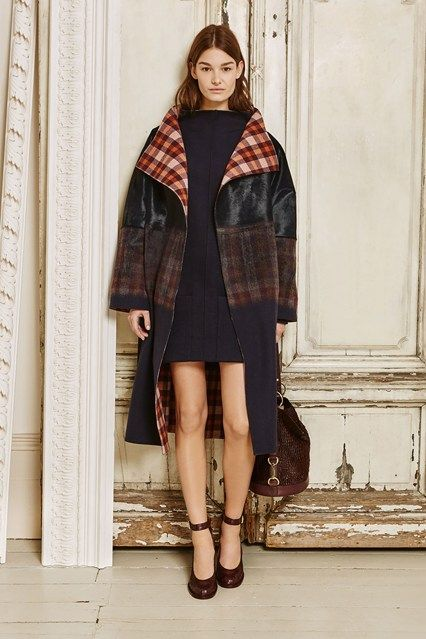 See the Mulberry autumn/winter 2015 collection