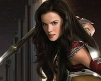 Jaimie Alexander Talks Thor 3, Sif Spin-Off, and Wonder Woman | Superhero Hype