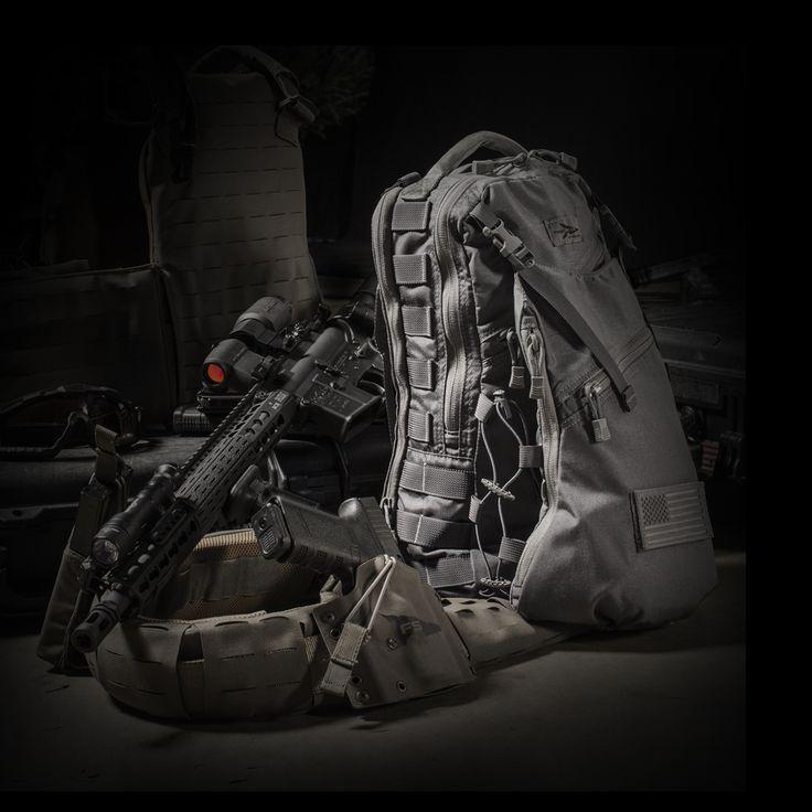 FirstSpear, LLC :: Packs & Bags :: Packs :: Exigent Circumstance Pack (ECP™)