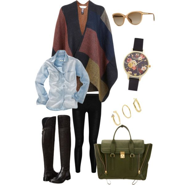 A fashion look from November 2014 featuring Madewell tops, Miss Selfridge and Mover leggings. Browse and shop related looks.