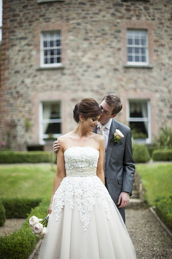 Classic Elegance…A Real Irish Wedding  by Brosnan Photographic