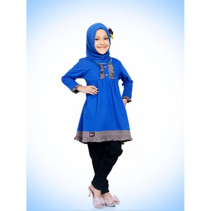 Saya menjual Baju Atasan Blus Anak Mutif LMG-127 Biru Benhur dengan potongan 25%! Hanya Rp94.500. Dapatkan segera di Shopee! https://shopee.co.id/grosirbajumuslimbranded/664287508 #ShopeeID