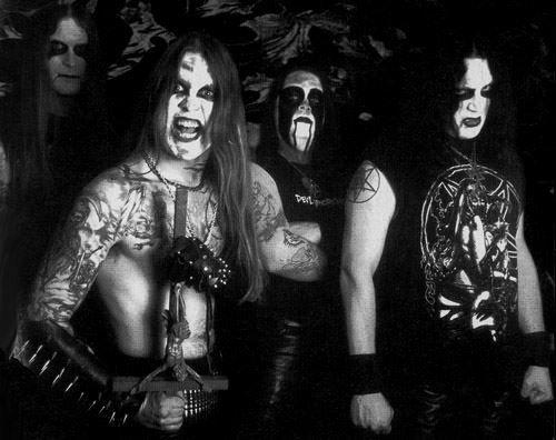Marduk, 90s
