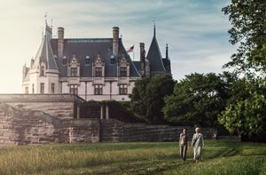 Biltmore House, America's largest home located in the backyard of the Blue Ridge Mountains in Asheville, NC.