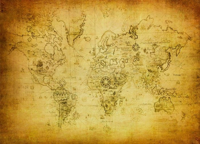 Pirate World Map.Pirate Maps Google Search House Home Map Pirate Map Tattoo