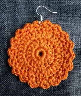 """Making Thread Art: Brinco de Crochê """"Mandala"""" com Receita   – Projetos para experimentar"""
