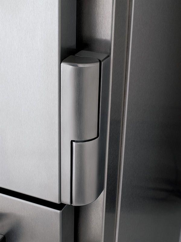 Réfrigérateur-congélateur Side-by-Side avec porte vitrée4