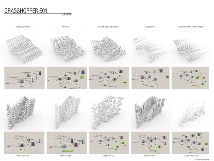 Les 69 meilleures images du tableau alt sur pinterest for Architecture parametrique