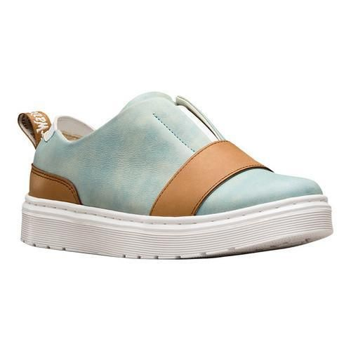 Women's Dr. Martens Lylah Slip On Shoe Coronet /Tan Blizzard Rave/San Diego