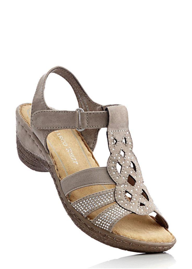 Sandály Krásné a pohodlné • 999.0 Kč • bonprix