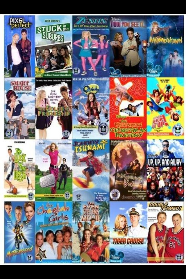 Who remembers any of these???? I miss the old Disney!