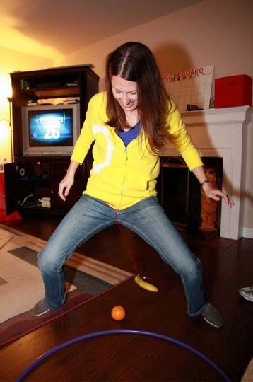 Adult Party Game - Fly Banana - Kitty Groups Online