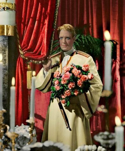 Nelson as Prince Peter Karagin (Balalaika)