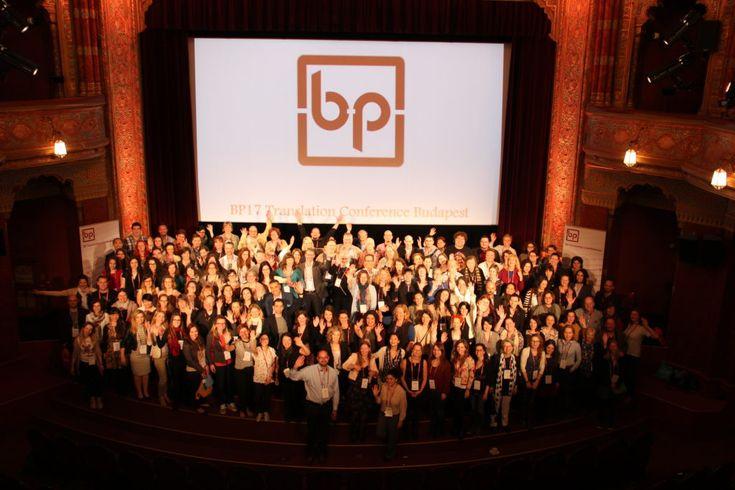 BP Translation Conference - Day 1