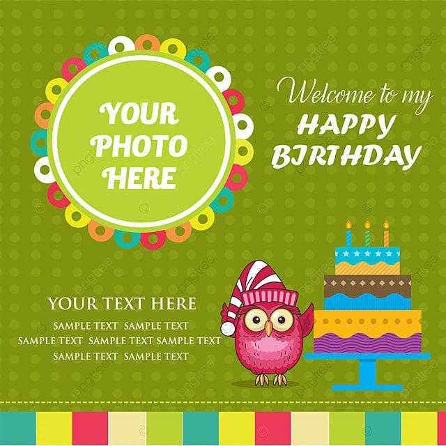 Gambar Hari Jadi Cute Hijau Kad Jemputan Bentuk Hijau Jemputan Hari Jadi Jemputan Hari Jadi Png Dan Vektor Untuk Muat Turun Percuma Green Invitations Invitation Card Design Baby Birthday Invitation Card