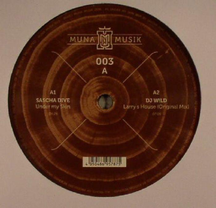 Sascha Dive | DJ W!ld | Marco Resmann | Dapayk Solo - Muna Musik 003 (Muna Musik) #vinyl #records #vinylrecords #dj #music #House