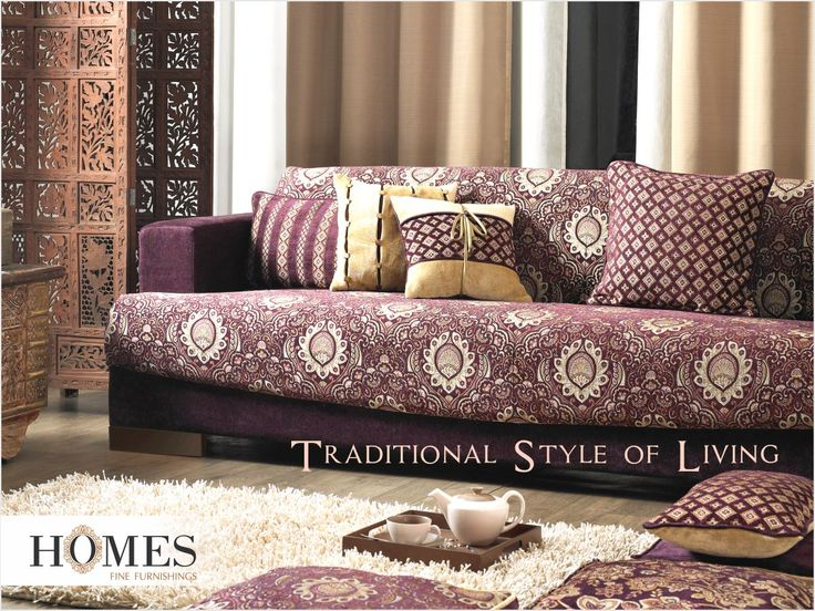 #Decorate your #Home with traditional way of living. It gives the illusion that your life is more interesting than it really is. Explore more on www.homesfurnishings.com #MondayMotivation #HomeFabrics #Cushions #Upholstery #Curtains #Furnishings #FineFabric #HomesFurnishings