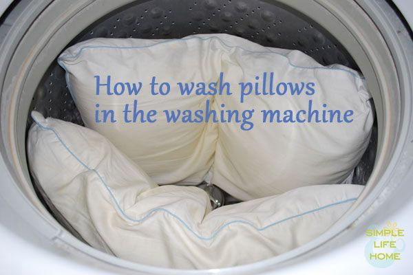 knowing how to wash pillows in the washing machine can extend the life of the pillows. Black Bedroom Furniture Sets. Home Design Ideas