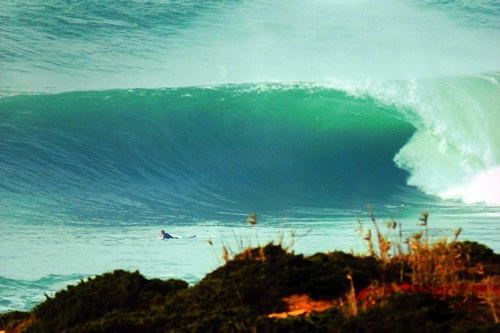 Ericeira World Surf Reserve - PORTUGAL. One of the best surf spots in Europe. Atlantic waves 365 days per year.