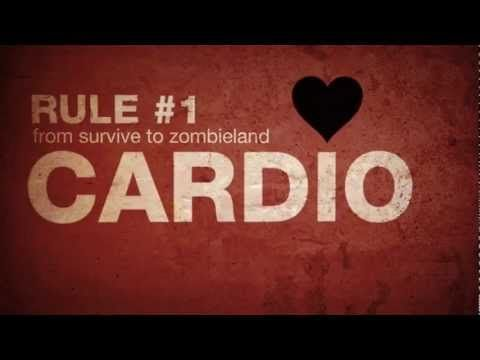 Kinetic Typography - Zombieland Rules - YouTube