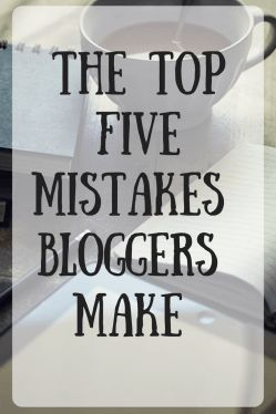Before you write a single post, make sure to read this article to avoid the top five mistakes I have found bloggers do, Simply click the pin above to find out more.
