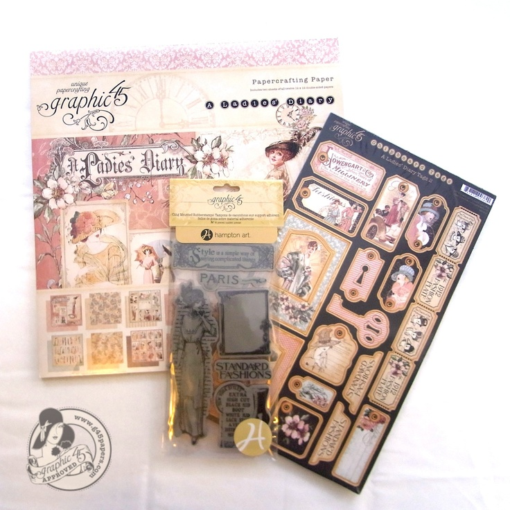 REPIN and COMMENT on this A Ladies' Diary prize pack to WIN! Deadline: Sunday, June 9, 2013 11:59 PM PST.