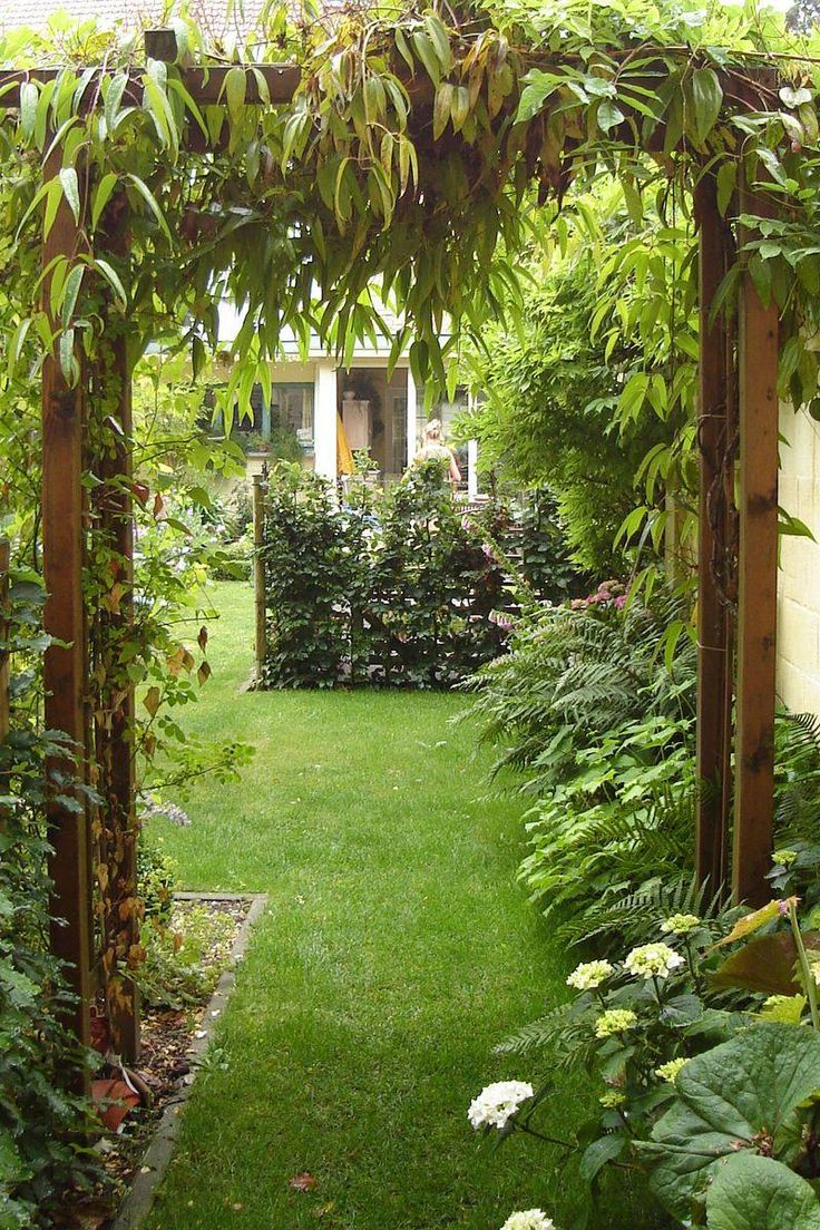 12 best images about tuinidee n on pinterest gardens cottages and cornwall - Tuin ideeen ...