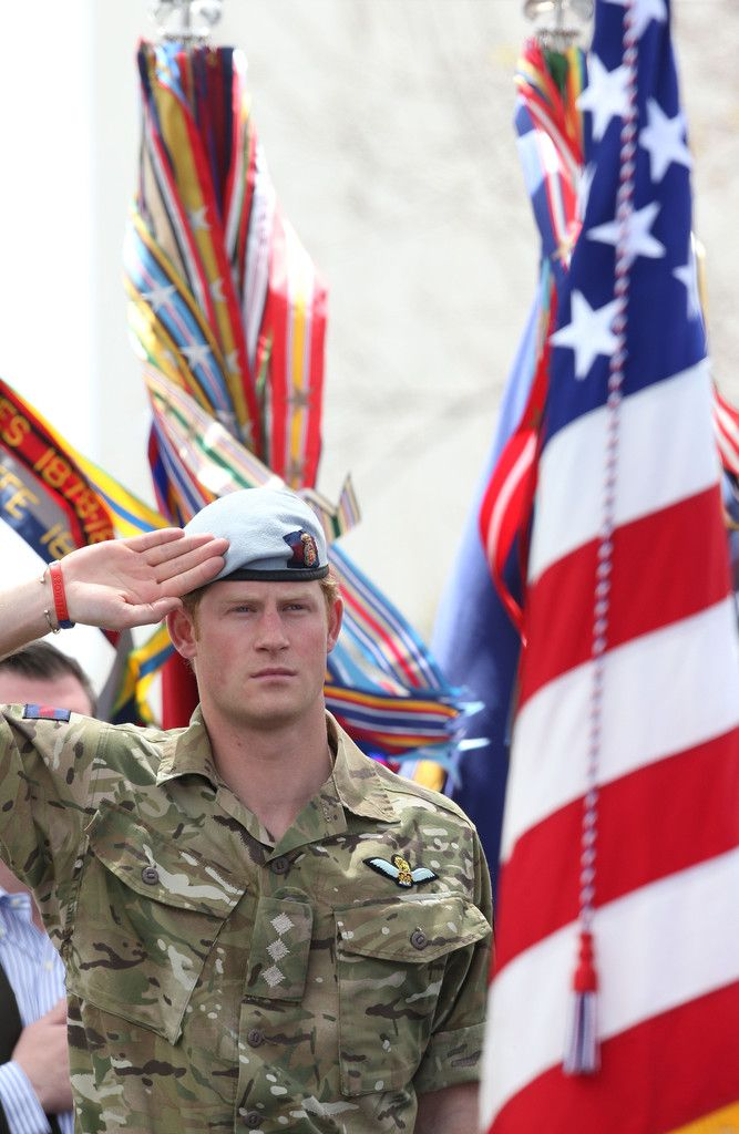 Prince Harry at the opening of the Warrior Games in Colorado Springs, Colorado 11 May 2013