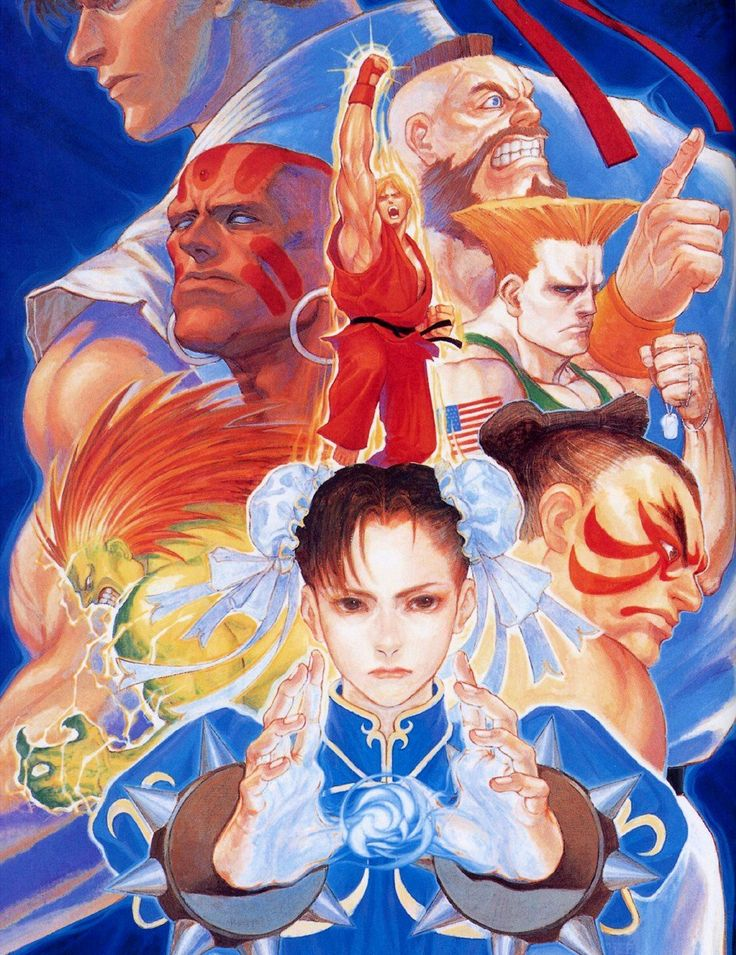 Street Fighter II Turbo, found on Capcom Classics Collection vol 1 on PS2