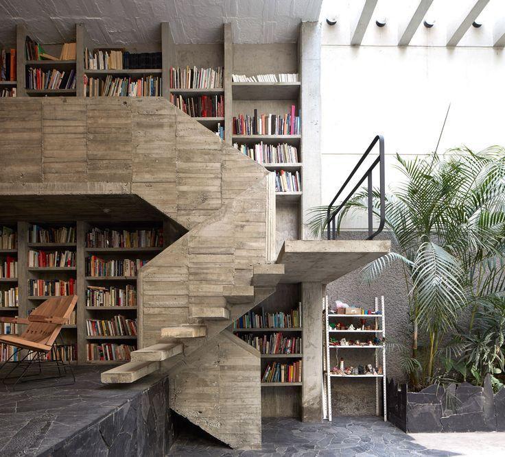 Home & Studio of Mexican Sculptor Pedro Reyes & Carla Fernandez | Yellowtrace