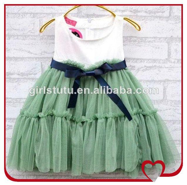 el último estilo bebé niñas vestido de fiesta de lujo de diseño puffy niñas vestidos para los niños del bebé baratos vestidos de las niñas-Vestido de niña-Identificación del producto:1832448703-spanish.alibaba.com