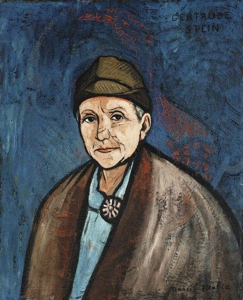steins reflection of picasso in a work of art Classification: paintings credit line: bequest of gertrude stein, 1946  for  picasso, stein's early patronage and friendship was critical to his success  like  a mask with heavy lidded eyes, reflecting his recent encounter with iberian  sculpture.