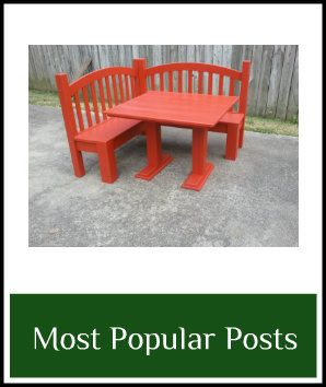 My Repurposed Life™ - DIY, Repurpose Thrift Finds  Awesome site for random inspiration. Take a look at it before you go yard sale hopping!