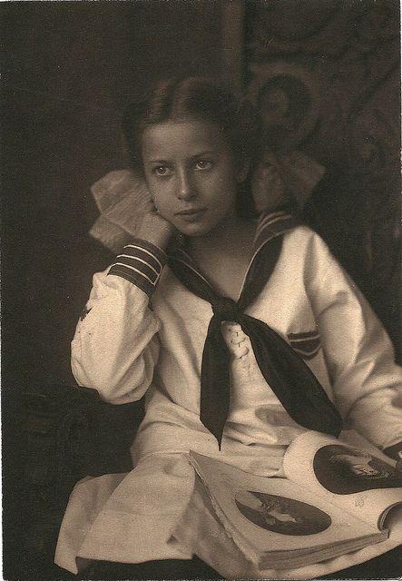 Edwardian Dreams | Flickr - Edwardian Sailor girl