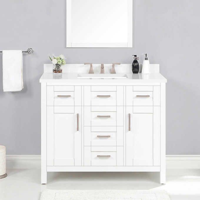 Lakeview 42 Vanity By Ove Vintage Bathroom Vanities Vanity 42 Inch Bathroom Vanity