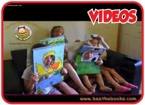 Bee the Book - Videos