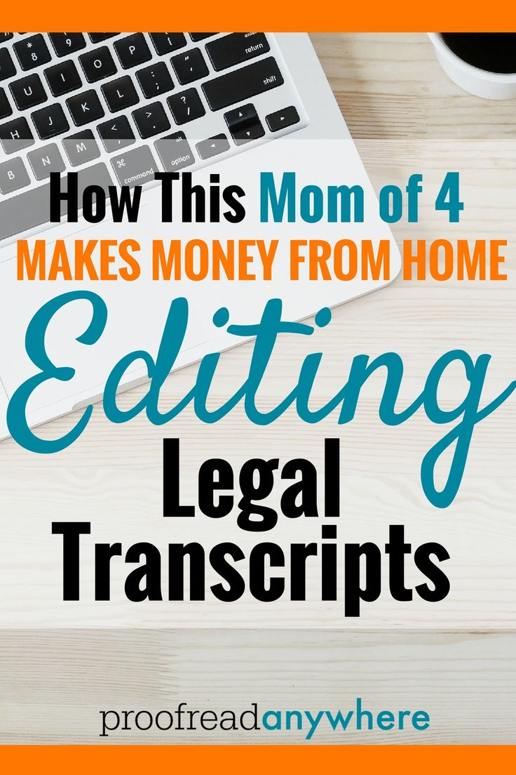 Wow! Such a great interview. So much great insight into scoping, a work-at-home career few know about, from a mom of FOUR kids who's been making money doing it for over 30 years! It's like one of the best kept secrets in the work-at-home world.