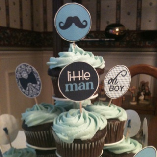 144 best Mustache baby shower images on Pinterest Boy shower