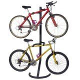 Racor Pro PLB-2R Two-Bike Gravity Freestanding Bike Stand (Tools & Home Improvement)By Racor