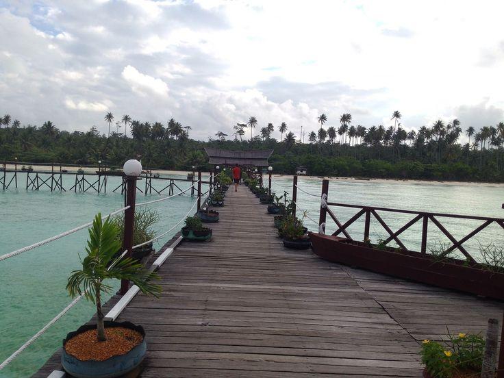 Review Travel Guide: Maratua Island Berau Kalimantan Timur (Pulau Maratu...