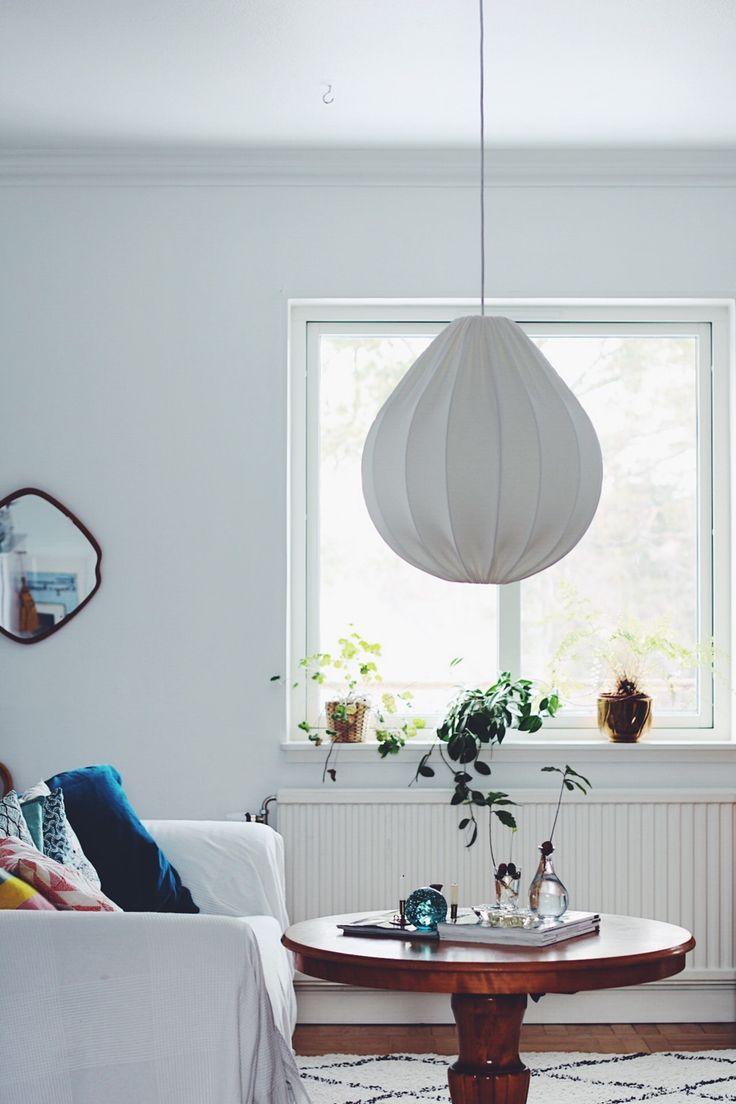 Taklampa droppe eco 50 cm via Lampverket unika lampor